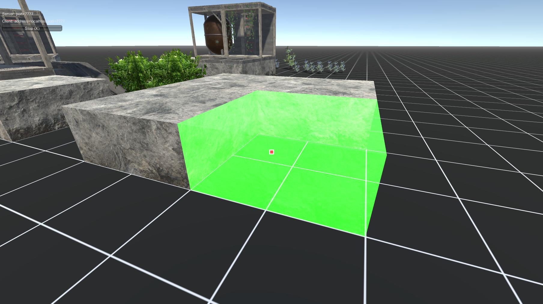 Unity Base Building System