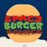 Space Burger Bounce
