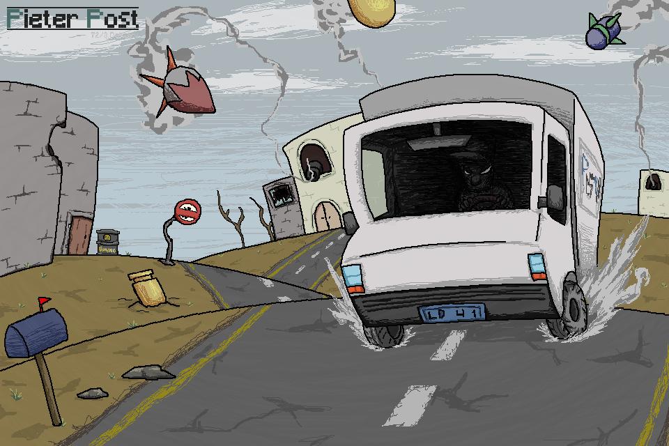 [LD41] Pieter Post Apocalypse